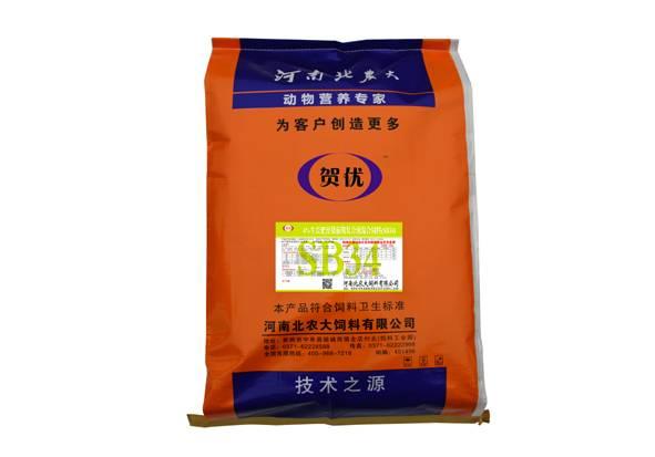 SB34育肥猪预混料|河南北农大育肥猪饲料|厂家直销配方定制